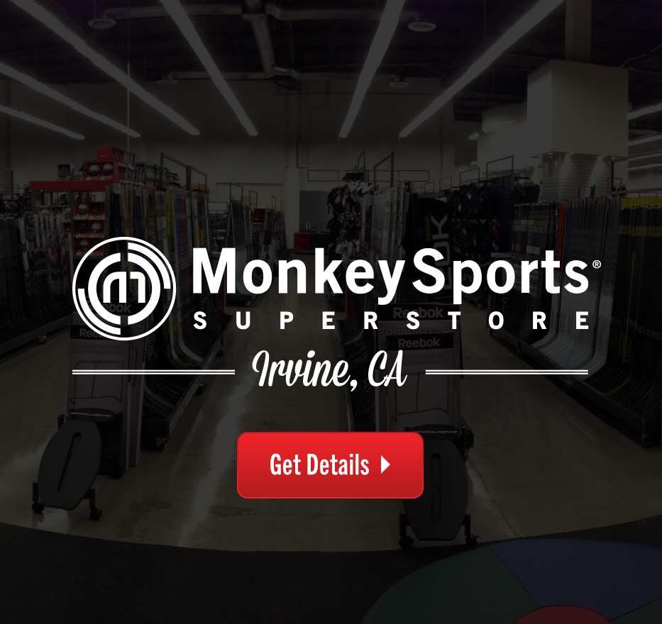 MonkeySports Superstore Irvine CA