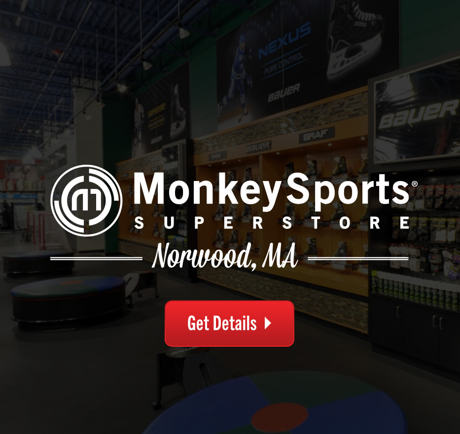 MonkeySports Superstore Norwood MA