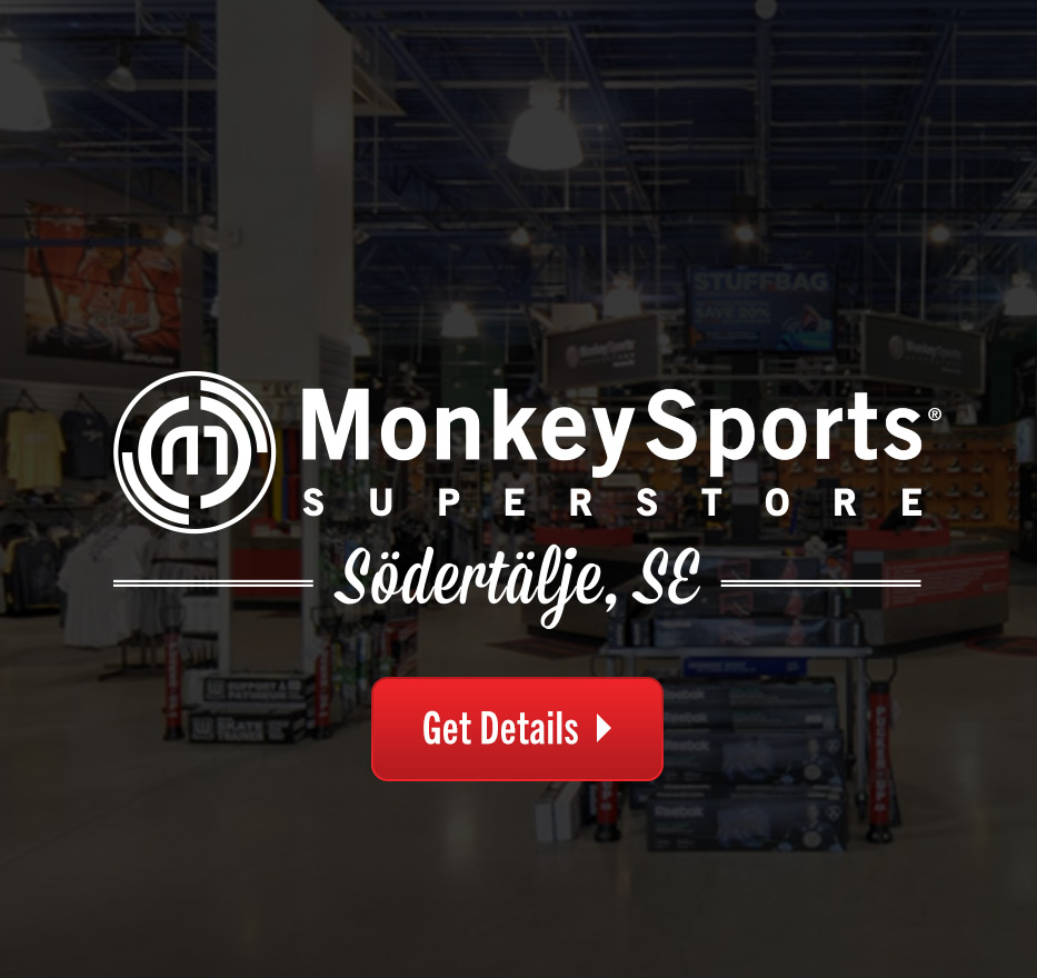 MonkeySports Superstore Europe Sweden